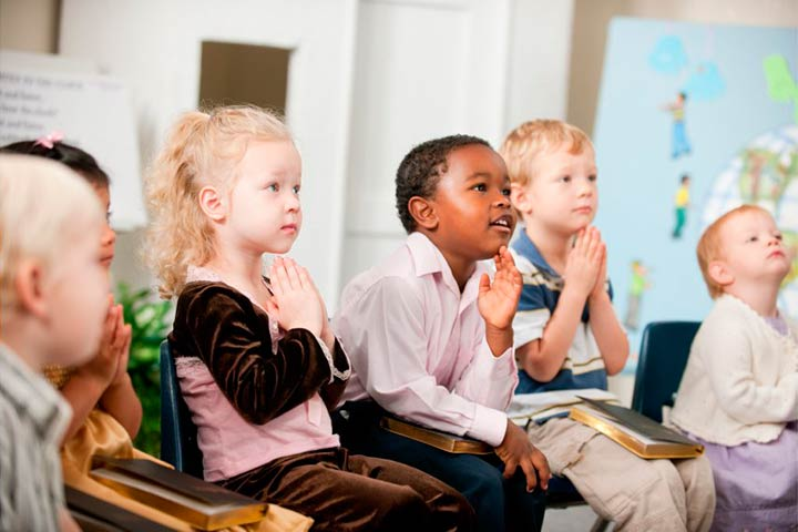 Niños Iglesia Cristiana