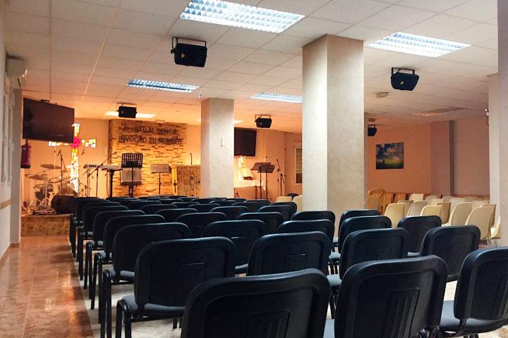 Iglesia Evangélica de Móstoles